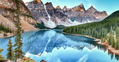 باقة مختارة من أجمل المناطق في كندا, لا تُفَوت على نفسك فرصة زيارة هذه العجائب الطبيعية يومً ما
